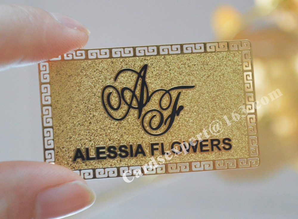 Make Your Metal Business Cards - Business To Business - Nigeria