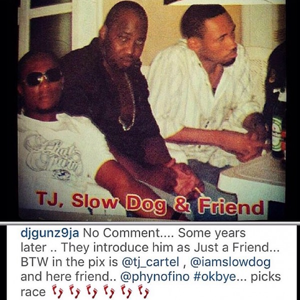 See Hilarious throwback photo of Phyno before money & fame
