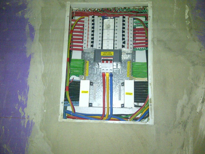 Ac Unit Prices >> ABB Distibution Board And Schneider Distribution Board Our Choice - Properties - Nigeria