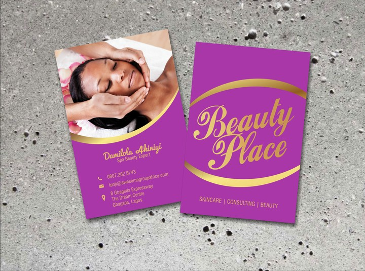 Rate this business card design art graphics video nigeria reheart Image collections