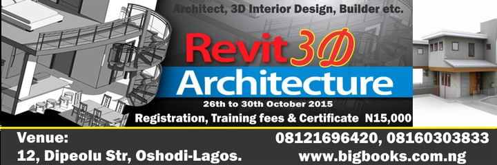 The Training Will Focus On 3D Architecture Building Design Interior And So