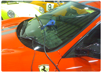 repair for replacement glass vaughan windshield choose a in on expert and maple auto an ferrari