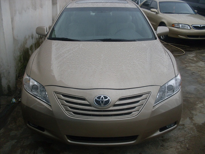 2008 model toyota camry forsale autos nigeria. Black Bedroom Furniture Sets. Home Design Ideas
