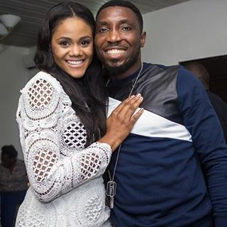Image result for images of Timi Dakolo and wife