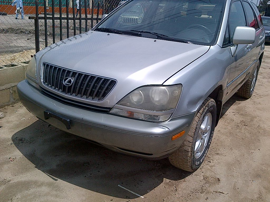 Fairly Used Lexus Rx 300 >> Lexus RX 300 For Sale!!!! - Autos - Nigeria