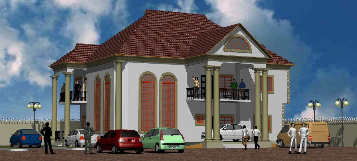 Amazing Architectural Designs And Building Plans!!!!   Properties    Nairaland