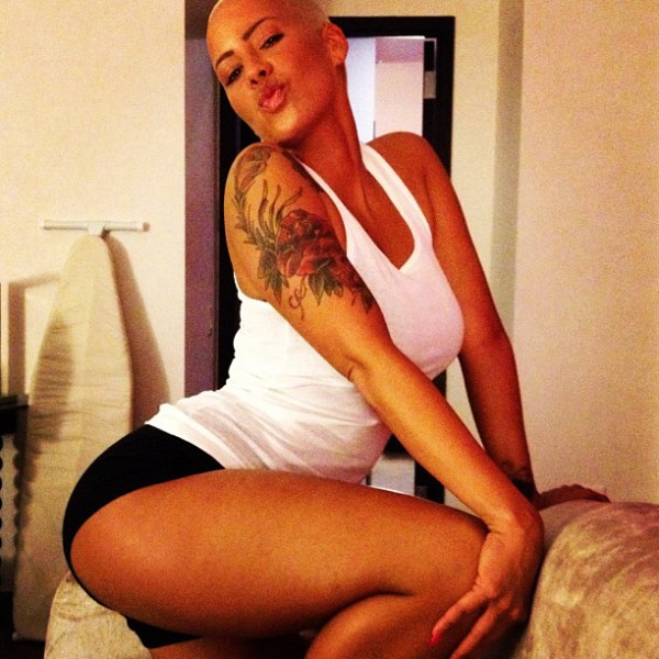 Amber rose sexy photoshoot