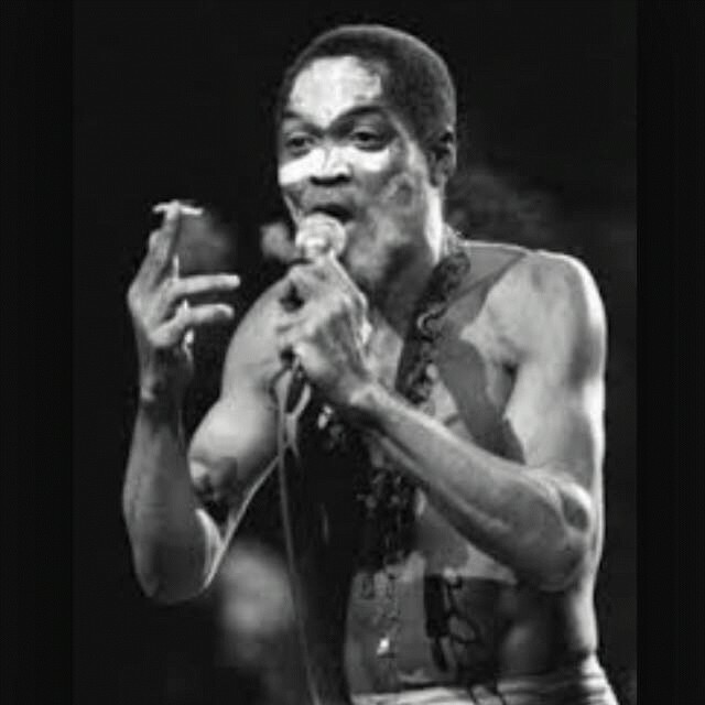 "Tour Of Fela Kuti's House: The ""kalakuta Republic"" - Celebrities"