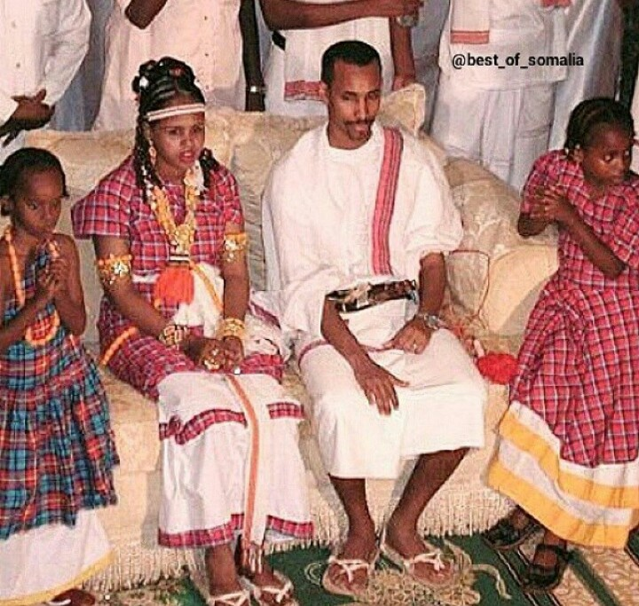 Marriage traditions somali The Culture
