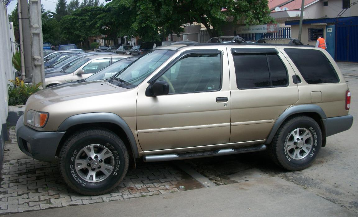 Get Nissan Pathfinder 2000 For Sale