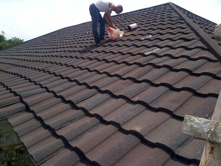 Major Dealer Of Durable Stone Coated Step Tiles Roofing ...