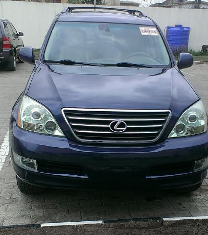 sweet offer 2006 lexus gx470 for sale 4m slightly negotiable autos nigeria. Black Bedroom Furniture Sets. Home Design Ideas
