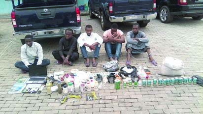 We Robbed Banks To Raise Money For Boko Haram –suspect