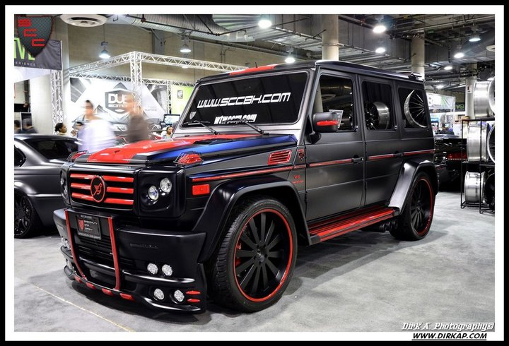 g55 amg_Is This The Ugliest G-wagon G550 - Car Talk - Nigeria