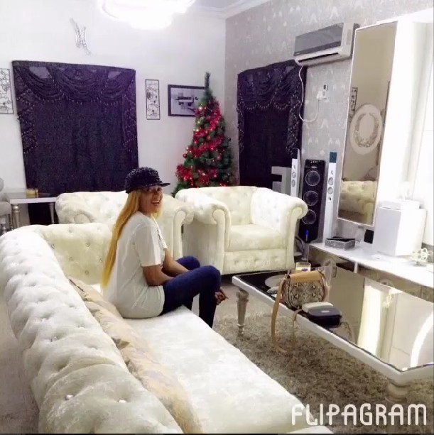 Most Beautiful Homes Interiors: 7 Nigerian Celebrities And Their Beautiful Houses (Photos