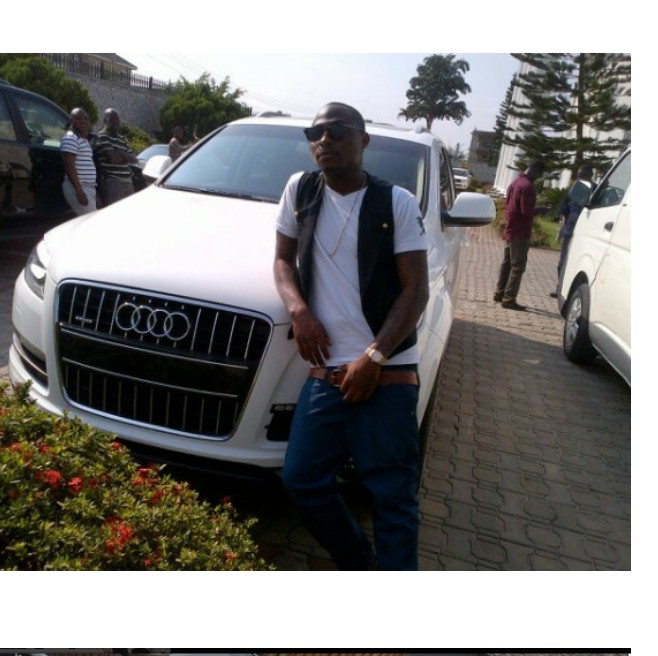 Davido - Olamide- Wizkid's Fleet Of Cars And Their Worth [Photos