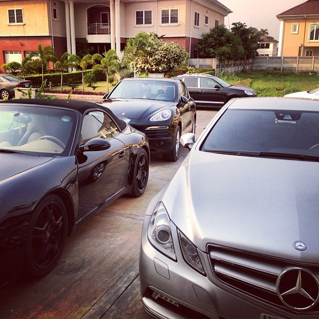 Davido - Olamide- Wizkid's Fleet Of Cars And Their Worth