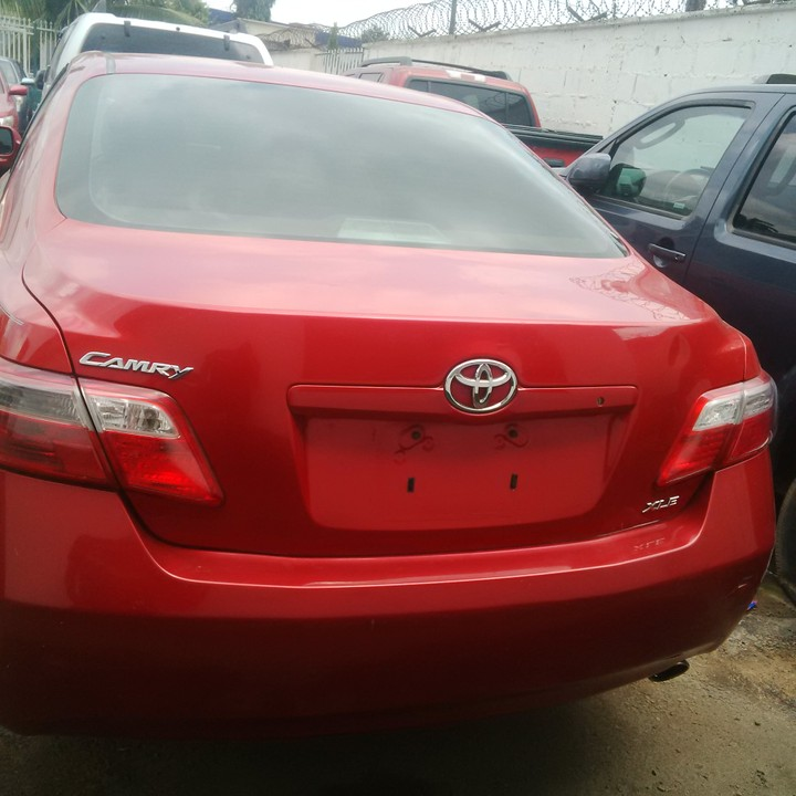 sold sold sold tokunbo 2008 toyota camry xle autos nigeria. Black Bedroom Furniture Sets. Home Design Ideas