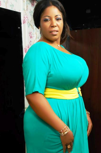 """Actress Chioma Toplis – """"my Husband Would Commit Suicide If I Leave Him"""" -  Celebrities - Nigeria"""