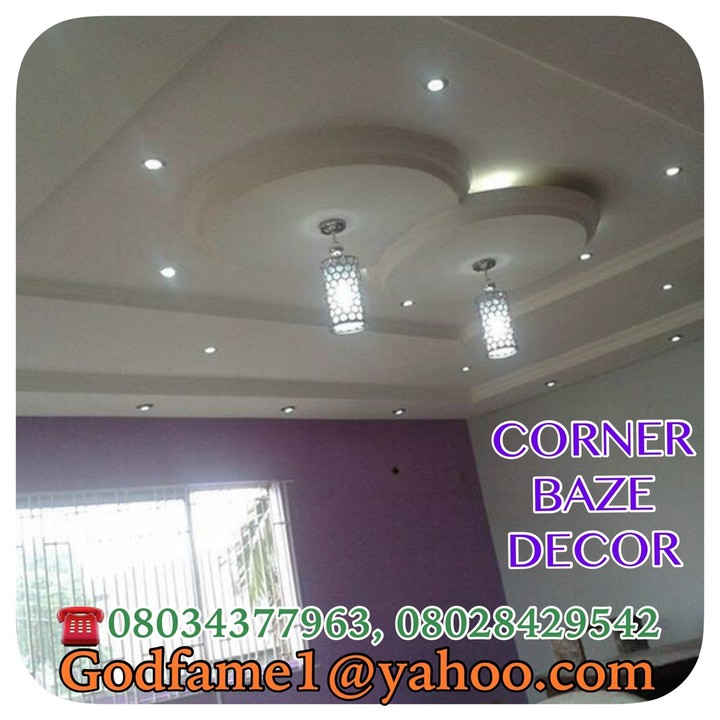 Contact Us For Your Decorated Classic Pop Ceilings Properties
