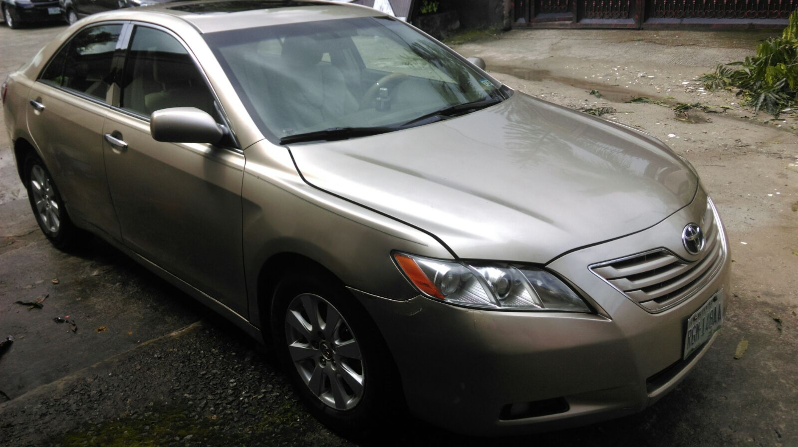 toyota camry 2008 xle nairaland 2008 toyota camry xle push start ignition navigation autos. Black Bedroom Furniture Sets. Home Design Ideas