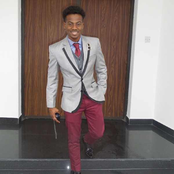 Check out these Adorable photos of Mavin's Korede Bello