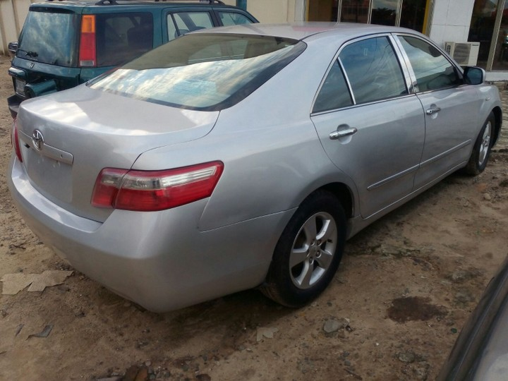 very sharp 2008 toyota camry for sale autos nigeria. Black Bedroom Furniture Sets. Home Design Ideas