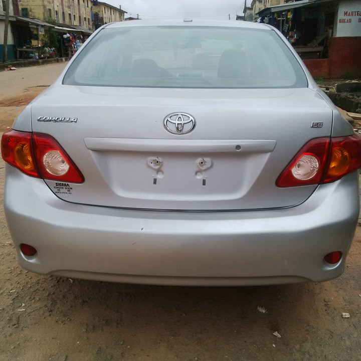2010 Toyota Camry For Sale: 2010 Toyota Corolla For Sale @ 2.3M