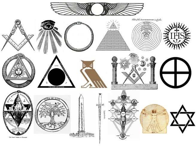 Occult Symbols And Images In Todays Churches Religion Nigeria