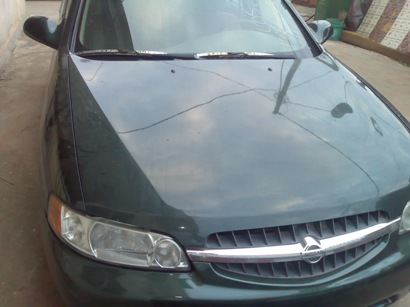 Newly Imported 2000 Nissan Altima For Sale Tokunbo