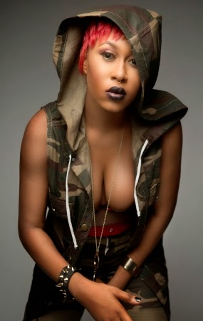 Cynthia Morgan Releases Sexy New Photos…Exposes Boobs AGAIN!!