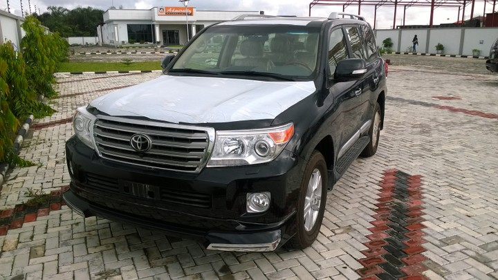 Brand New 2015 Toyota Land Cruiser Vx R For Sale See Pictures