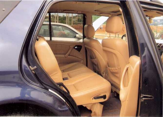 2000 mercedes benz ml 320 jeep for sale with vin for Mercedes benz 320 price