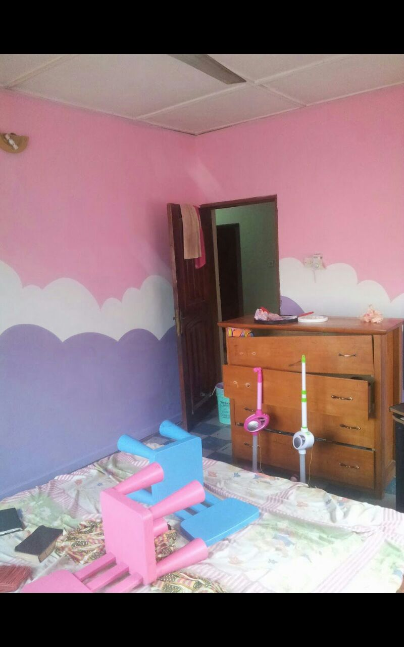 Interior paintings wall designs properties nigeria for Interior decoration nairaland