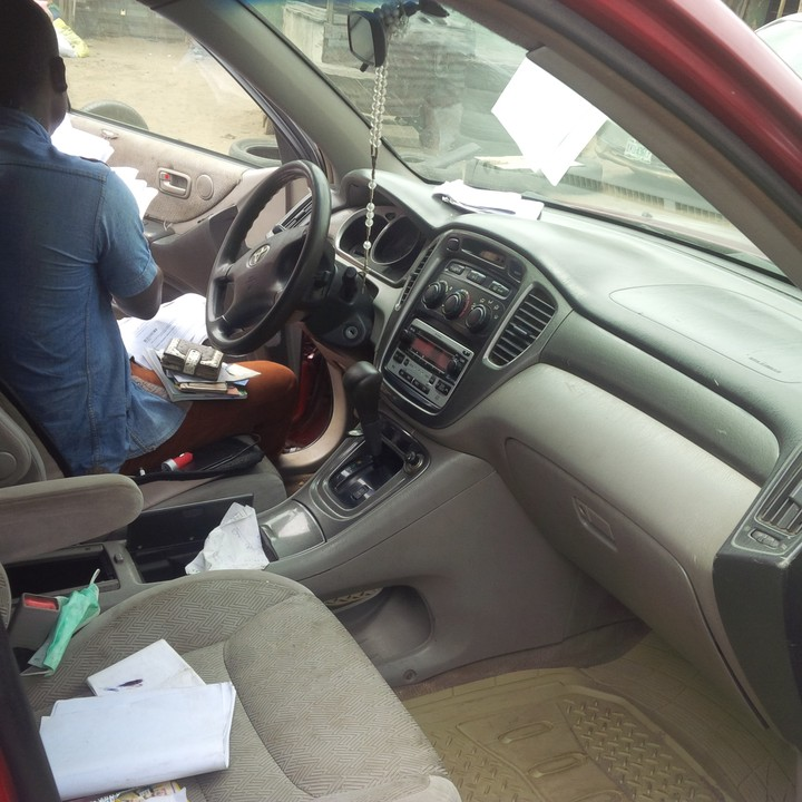 Clean Reg Toyota Highlander 1.2m :- B Kings Auto Ltd