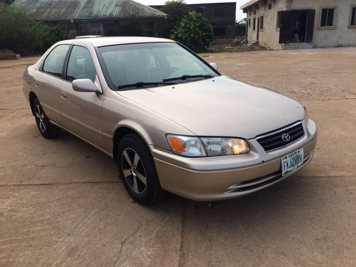2000 toyota camry for sale autos nigeria. Black Bedroom Furniture Sets. Home Design Ideas