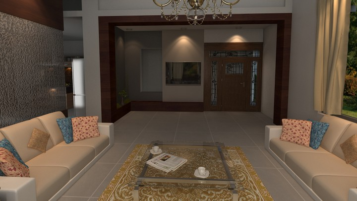 3d interior rendering services business nigeria for Interior decoration nairaland