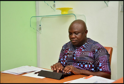 Ambode Replying To Tweets From Lagosians Yesterday