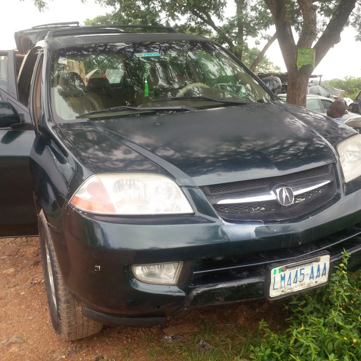 Neatly Used ACURA MDX For Sale Cheaper Rate- Contact
