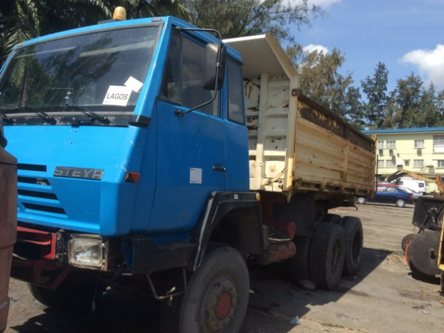 Mack AND Steyr Tippers For Sale  - Autos - Nigeria
