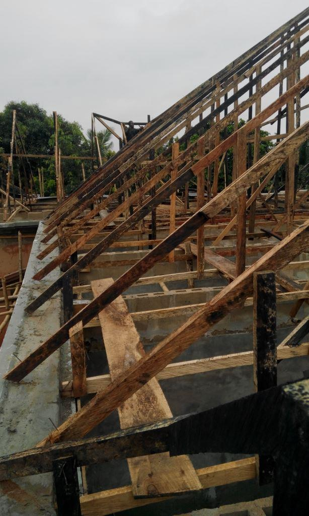 Simple Guild To The Construction Of Timber Roof Truss In