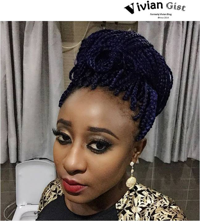 Image result for hairstyles of nigerian actresses