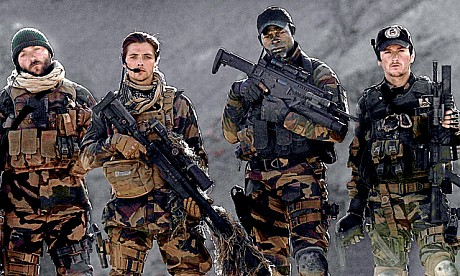 Inside Special Forces Nigeria S Most Feared Fighting Unit