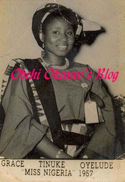 mrs fatogun atinuke Grace atinuke (born november 16, 1931) is known to be the first miss nigeria from the year 1957 early life oyelude was born in kano to james adeleye olude and .