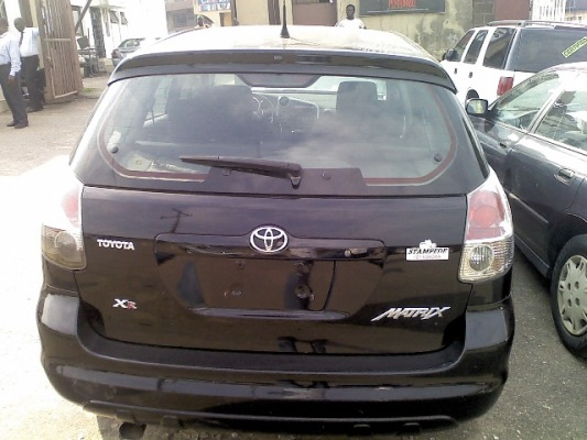 Interested Please Call Itachi On 08098482242/08053638245. Re: Very Clean 2005  Toyota Matrix Xr ...
