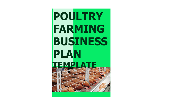 Professional poultry business plan template e book agriculture interested send me a message via my signature re professional poultry business plan template wajeb Choice Image