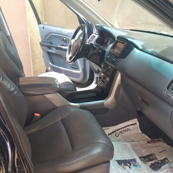 Just Arrived,full Option 05 Honda Pilot Wit Navigation