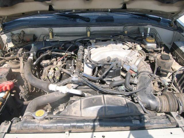 nissan pathfinder 2000 engine