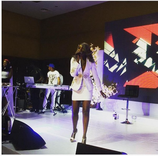 Photos From Seyi Shay's Album Launch