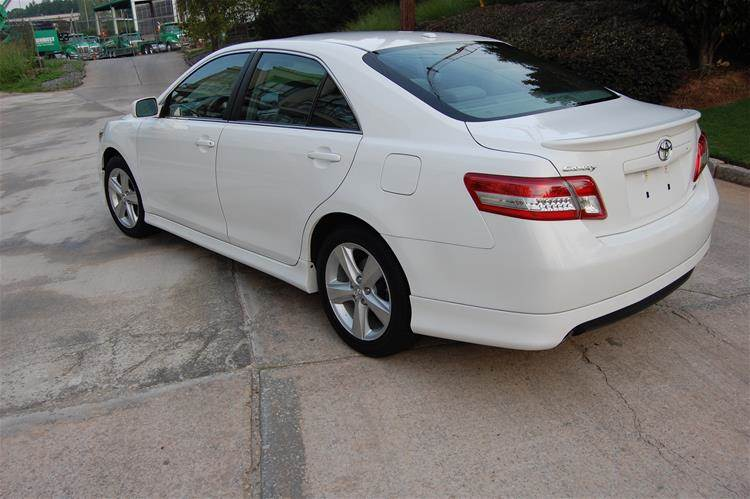 very neat toyota camry 2010 for sale autos nigeria. Black Bedroom Furniture Sets. Home Design Ideas